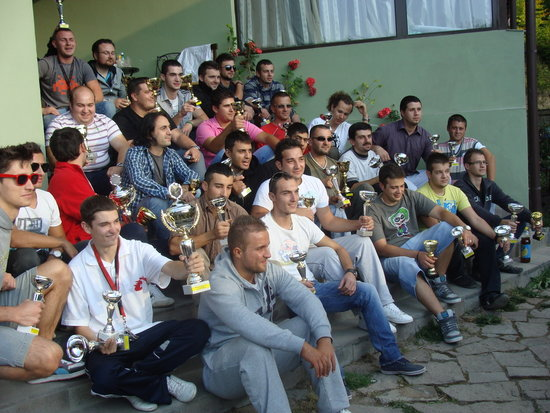 FOTO & VIDEO: CNCA @ dBig Sounds Special Event - Brasov 2011