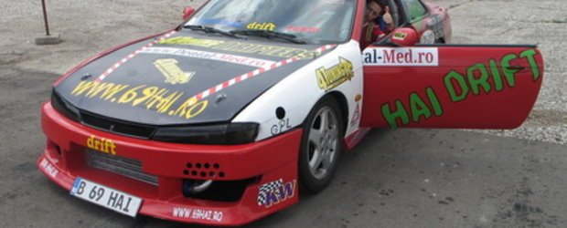 Foto & Video: King of Europe Drift 2010, Serbia