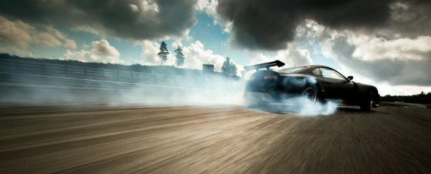 Fotografia Zilei: Toyota Supra face cunostinta cu driftul