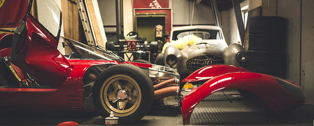 Fotografie auto: Ferrari P4 de Amy Shore