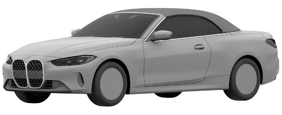 Fotografiile care dau de gol noul BMW Seria 4 Convertible