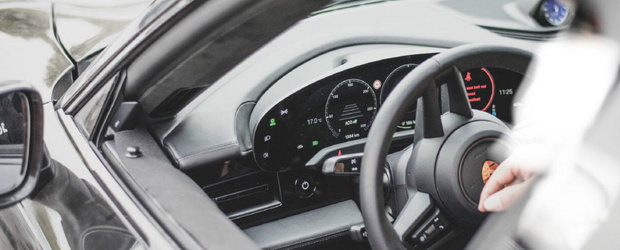 Fotografiile pe care nemtii nu vor ca tu sa le vezi: asa arata la interior viitoarea lor masina