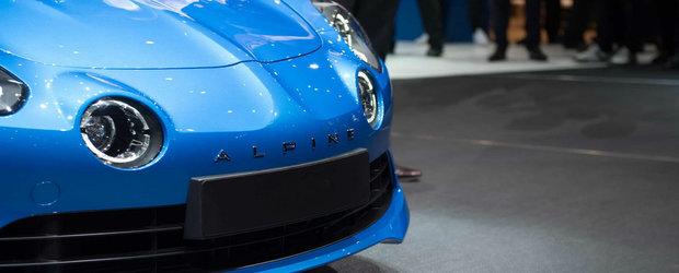 Francezii au tupeu: lanseaza un concurent pentru masinile Porsche cu motor central