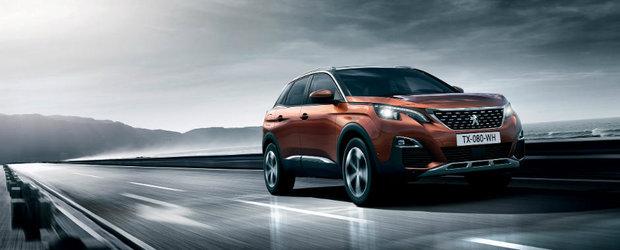 Francezii de la Peugeot sunt pusi pe fapte mari. Noul 3008 dezvelit oficial la Salonul Auto de la Paris