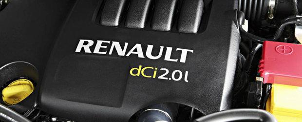 Francezii de la Renault au anuntat ca renunta la motoarele diesel pana in 2020