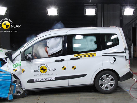 Francezii la Euro NCAP