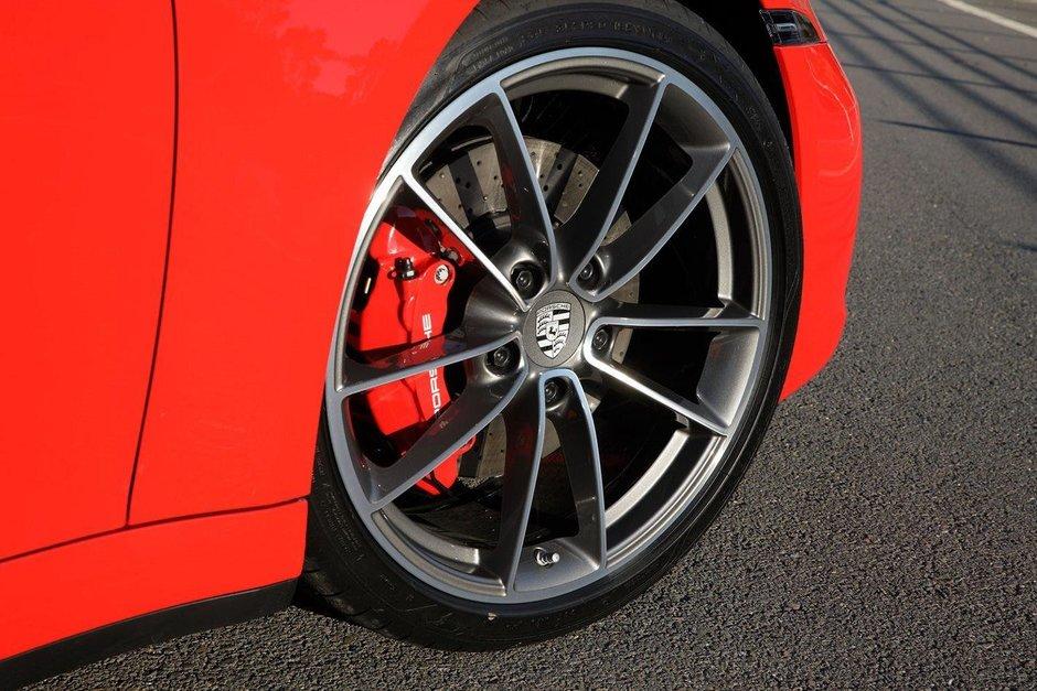 Frane carbon ceramice Porsche