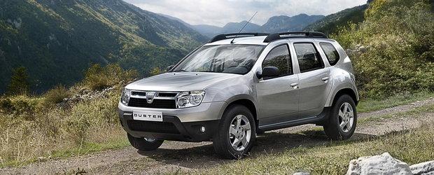 FRANELE - Adevarata problema a lui Dacia Duster!