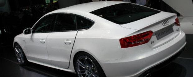 Frankfurt 2009: Audi A5 Sportback