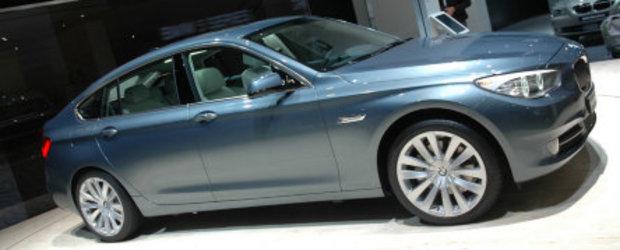 Frankfurt 2009: BMW Seria 5 GT