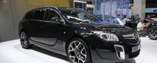 Frankfurt 2009: Opel Insignia OPC Sports Tourer