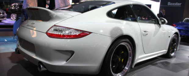 Frankfurt 2009: Porsche 911 Sport Classic