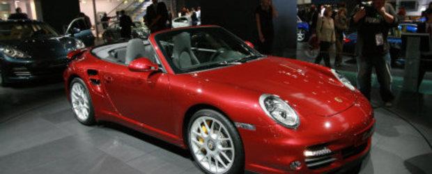Frankfurt 2009: Porsche 911 Turbo