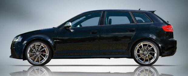 Frankfurt Motor Show 2011: ABT RS3 - Un hot hatch de 470 cai putere!