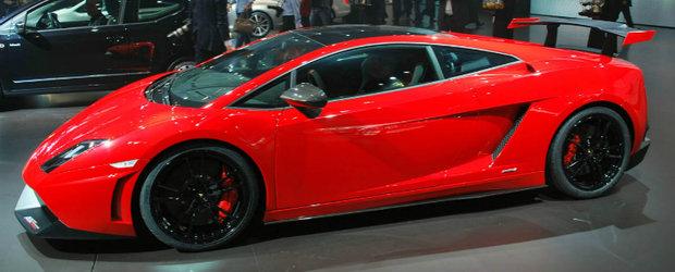Frankfurt Motor Show 2011: Acesta este noul Lamborghini Gallardo LP570-4 Super Trofeo Stradale!