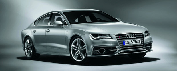 Frankfurt Motor Show 2011: Audi dezvaluie noul S7 Sportback!