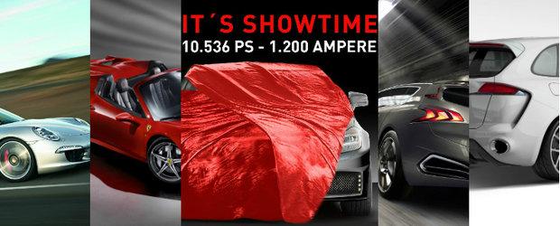 Frankfurt Motor Show 2011: Cinci premiere pe care nu trebuie sa le ratezi