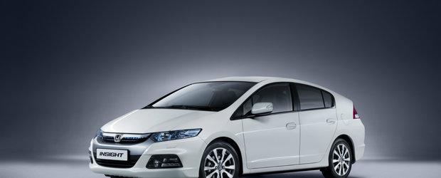 Frankfurt Motor Show 2011: Honda relanseaza hibridul Insight
