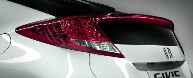 Frankfurt Motor Show 2011: Honda soseste cu noul Civic