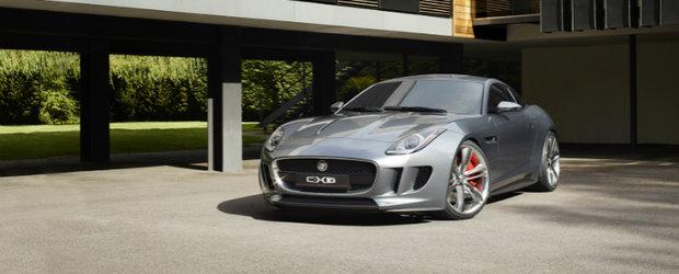Frankfurt Motor Show 2011: Jaguar ne face cunostinta cu noul C-X16 Concept