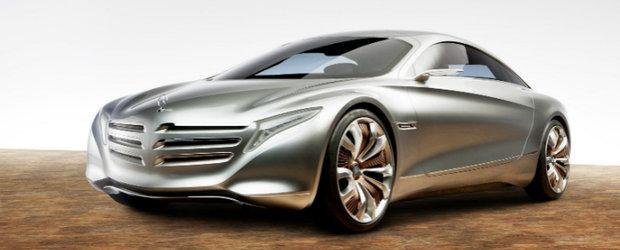 Frankfurt Motor Show 2011: Mercedes lanseaza conceptul F125