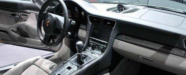 Frankfurt Motor Show 2011: Noul 911 este vedeta standului Porsche