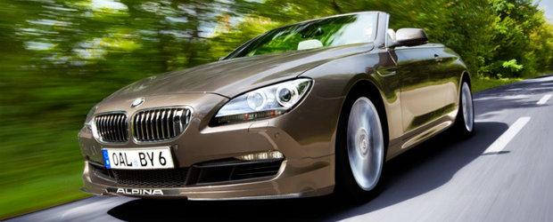 Frankfurt Motor Show 2011: Noul Alpina B6 Bi-Turbo deschide sezonul de toamna