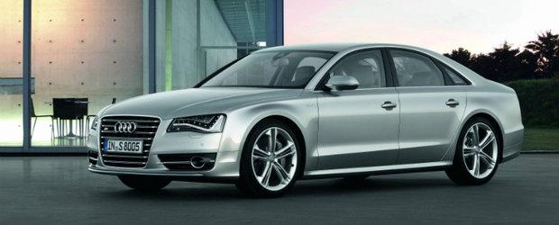 Frankfurt Motor Show 2011: Noul Audi S8 intra in scena!