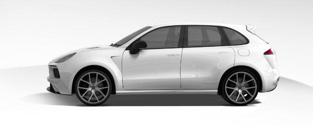 Frankfurt Motor Show 2011: Noul Eterniti Hemera este primul Super-SUV din lume
