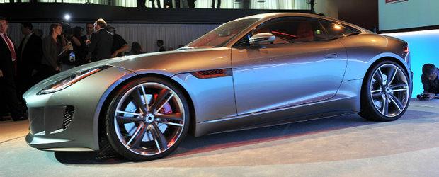 Frankfurt Motor Show 2011: Noul Jaguar C-X16 Concept ne cucereste cu designul sau