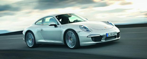 Frankfurt Motor Show 2011: Patru premiere mondiale in standul Porsche