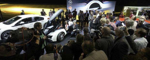 Frankfurt Motor Show 2011: Patru premiere mondiale Opel