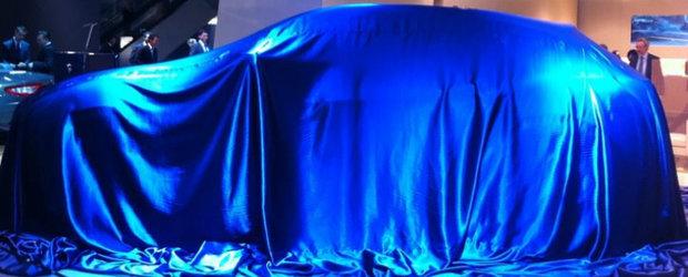 Frankfurt Motor Show 2011: SUV-ul Maserati se pregateste de debut!