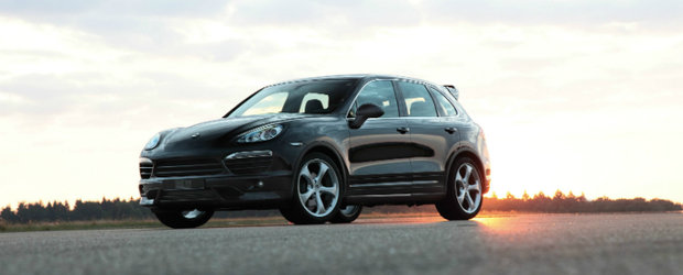 Frankfurt Motor Show 2011: TechArt modifica noul Porsche Cayenne