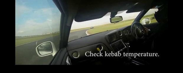 Fripturistul cu GTR sau Cum sa NU conduci niciodata pe circuit!