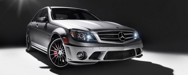 From Germany with Love: Mercedes C63 AMG Affalterbach Edition cucereste Canada!