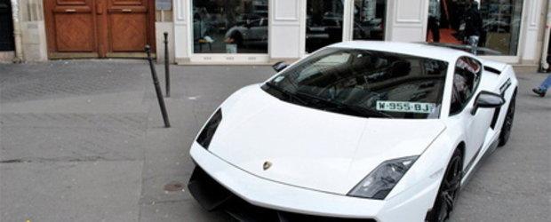 From Paris with Love: Lamborghini Gallardo LP570-4 Superleggera
