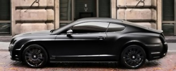 From Russia with Love: Bentley Continental GT Bullet by TopCar