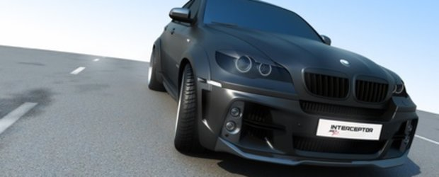 From Russia with Love: BMW X6 Interceptor
