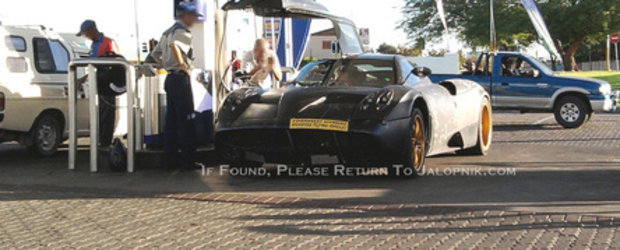 From South Africa with Love: Pagani C9 ni se arata din nou