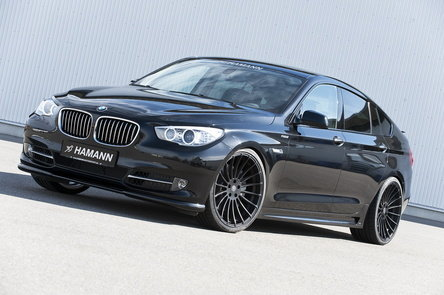 Frumoasa din padurea adormita: BMW Seria 5 GT by Hamann