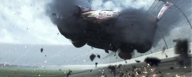 Fulger McQueen se intoarce. Cum arata si cand se lanseaza Cars 3