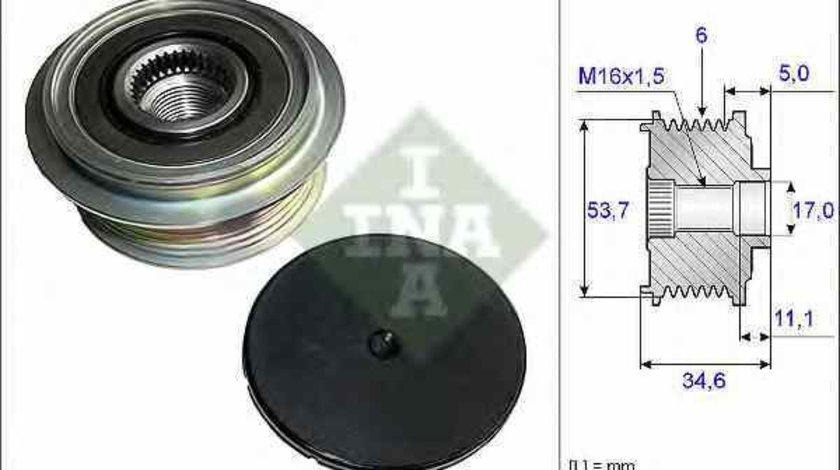 Fulie alternator FORD S-MAX WA6 INA 535 0125 10