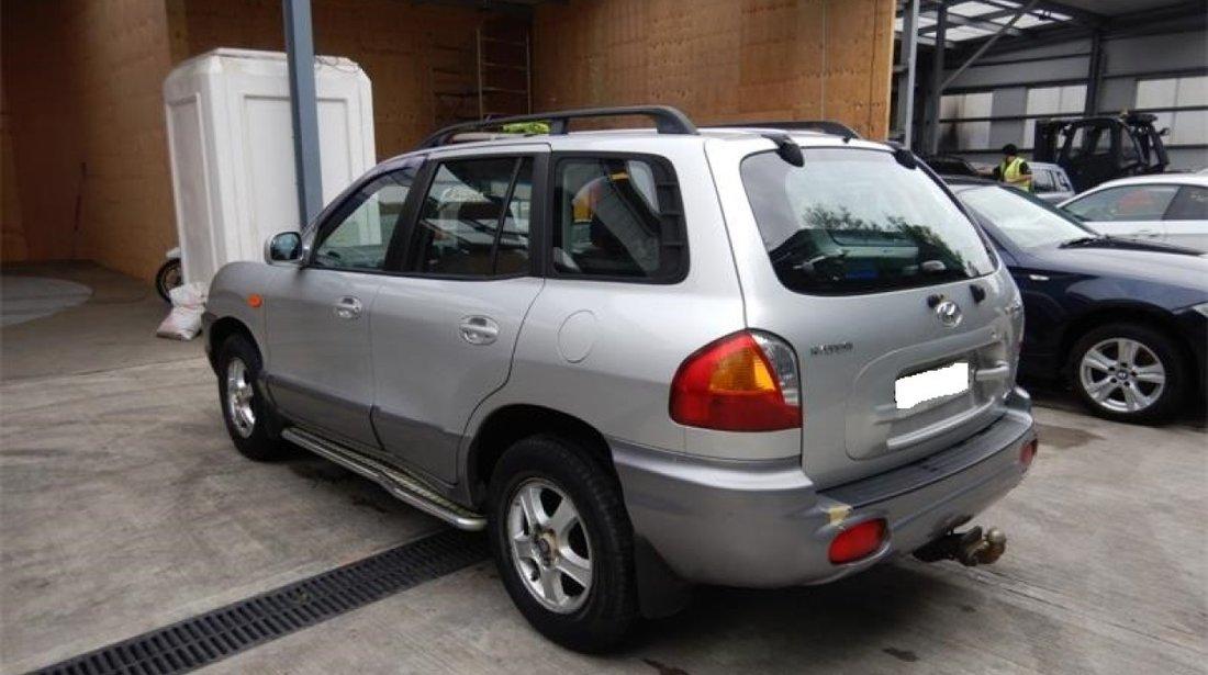 Fulie alternator Hyundai Santa Fe 2002 SUV 2.0 CRDi