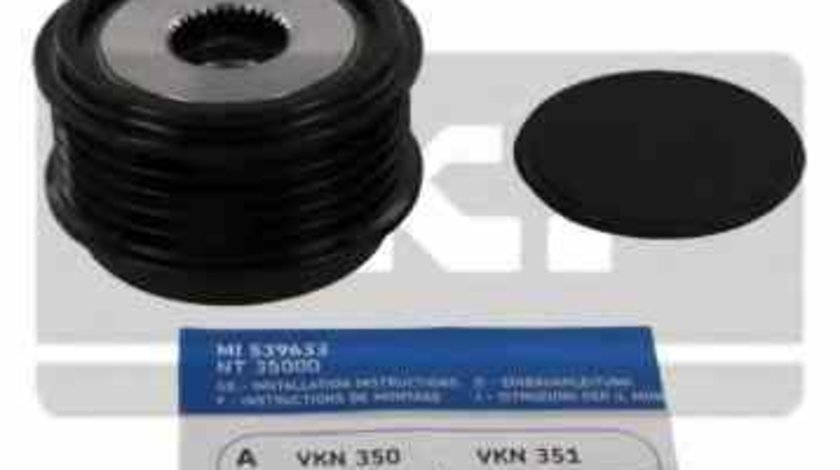 Fulie alternator KIA RIO III (UB) SKF VKM 06505