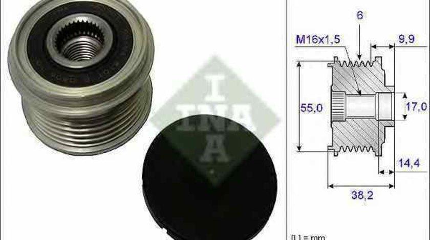 Fulie alternator KIA SPORTAGE SL INA 535 0216 10