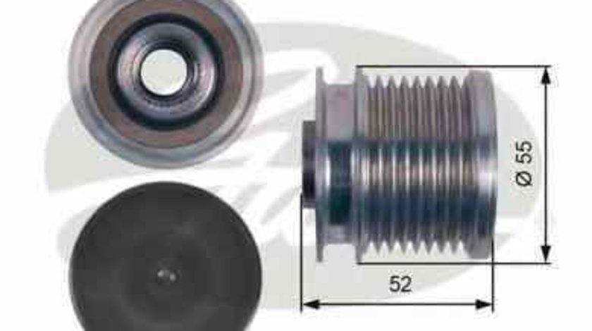 Fulie alternator MERCEDES-BENZ R-CLASS W251 V251 GATES OAP7123