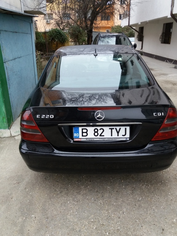 Fulie alternator Mercedes E-CLASS W211 2002 berlina 2.2