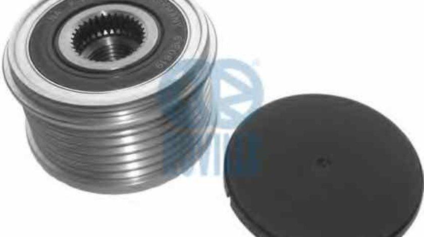 Fulie alternator PEUGEOT 806 221 Producator RUVILLE 56657