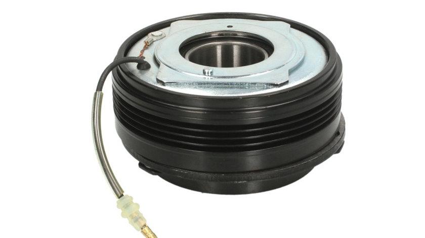 Fulie ambreiaj compresor AC clima (CALSONIC; DENSO 7SBU16C/CSV717 4PK 110mm) BMW Seria 3 (E46), X3 (E83), X5 (E53) 2.0-4.4 intre 2000-2008